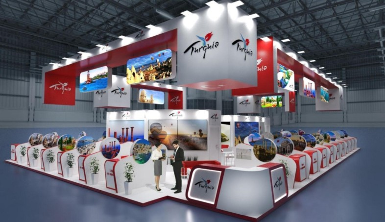 Stand Design for Turkey at FITUR