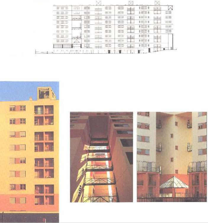 Apartment Building Blocks in Guadalajara – Spain