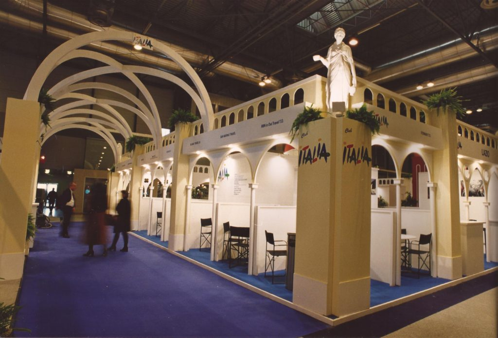 Stand for Italy at FITUR