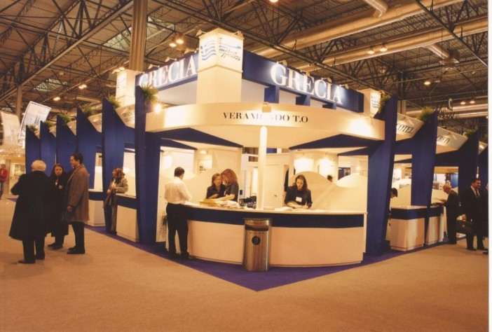 Stand for Greece at FITUR