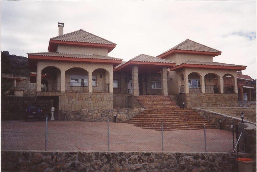Chalet en Villalba