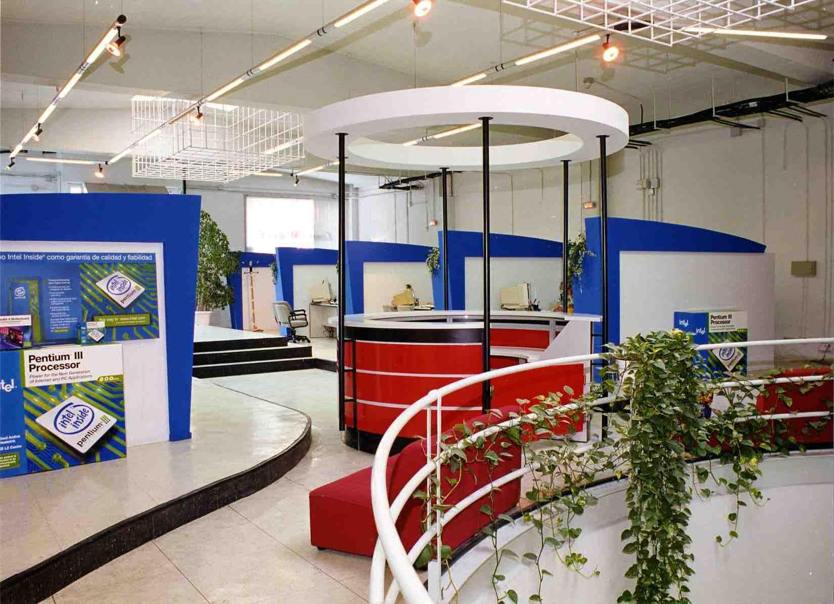 Oficinas de COMPUMARKET en Madrid